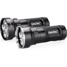 Мощный ультрафиолетовый фонарь Eagletac MX25L3C 395nm на 6 диодов
