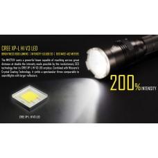 Ультрафиолетовый фонарь Nitecore MH27UV