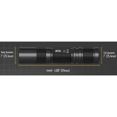 Ультрафиолетовый фонарь Nitecore MT1U