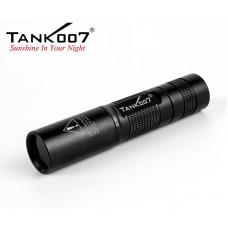 Ультрафиолетовый фонарь Tank007 TK566 365 3W UV
