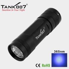 Ультрафиолетовый фонарь Tank007 UV-3AAA05