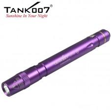 Ультрафиолетовый фонарь Tank007 UV02 395 nm 1W Penlight