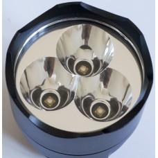 Мощный ультрафиолетовый фонарь UV-Tech 10WX2 375нм
