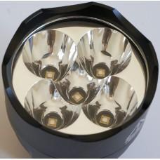 Мощный ультрафиолетовый фонарь UV-Tech 18WX5 365нм