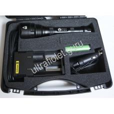 Мощный ультрафиолетовый фонарь UV-Tech 18WX5 395нм