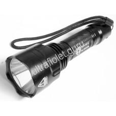 Дальнобойный ультрафиолетовый фонарь UV-Tech 3WX2 Pro 365нм