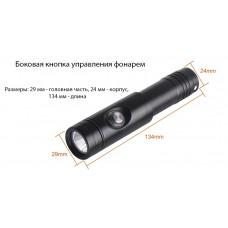 Подводный ультрафиолетовый фонарь UV-Tech 6WX1DIV 365нм