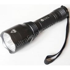 Мощный ультрафиолетовый фонарь UV-Tech 9WX1 365нм