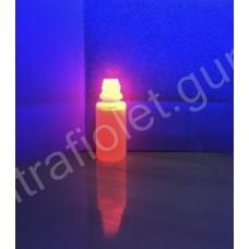 Ультрафиолетовые чернила для штампов (красные) 365 нм