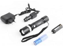 Ультрафиолетовые фонари на 18650 аккумуляторах