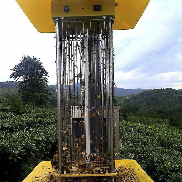 Лампы для уничтожения летающих насекомых